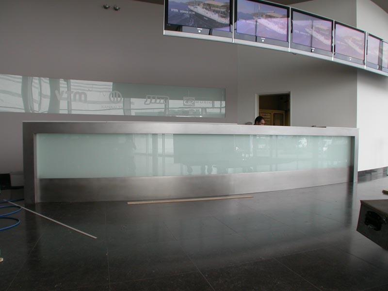 Inox Design Keukens : Maatwerk inoxspecialist bk inox design in oostnieuwkerke west